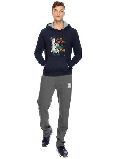 Kapüşonlu Sweatshirt-T-Box